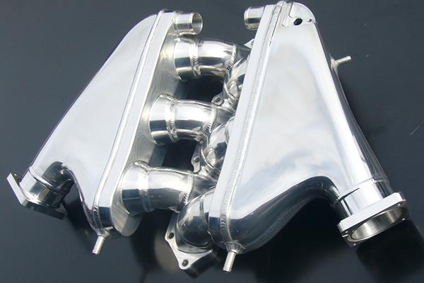 Infiniti For Sale >> RevYou Intake Manifold - Polished Aluminum - 370z/G37   NextLevel Performance