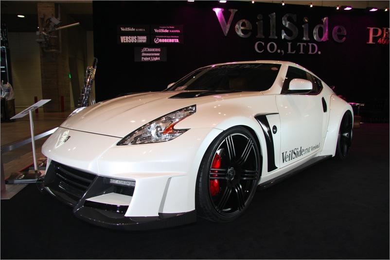 Veilside Ver I Body Kit - Nissan 370z z34