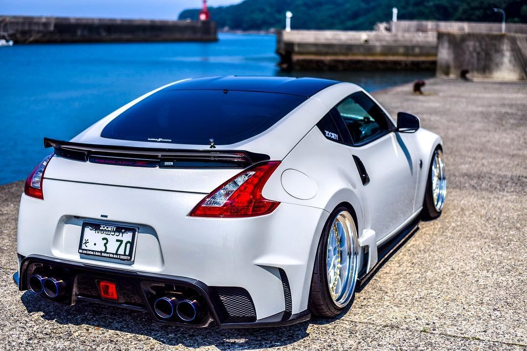 veilside ver i body kit nissan 370z z34 nextlevel. Black Bedroom Furniture Sets. Home Design Ideas