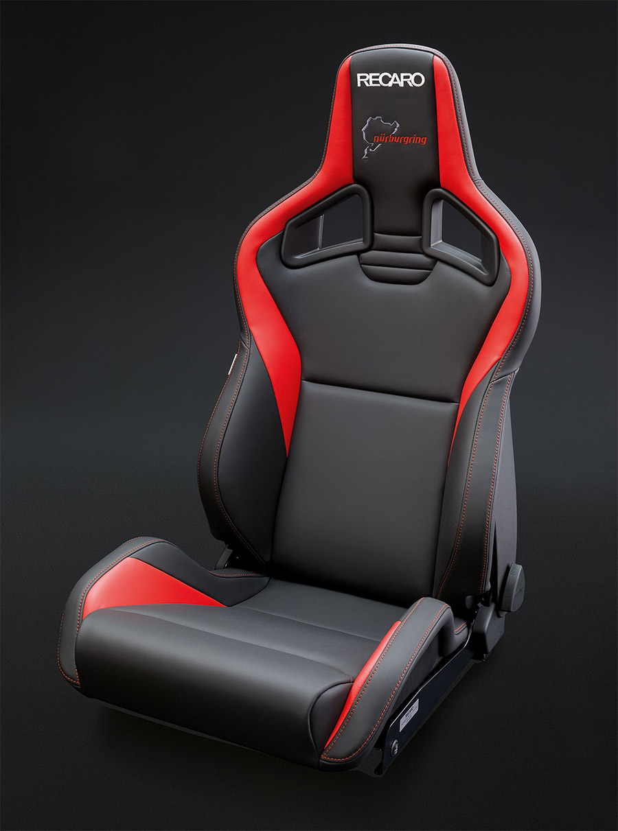 recaro sportster cs nurburgring limited edition seats nextlevel performance